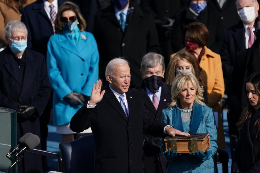 President+Joseph+R.+Biden+Jr+and+his+wife%2C+First+Lady+Dr.+Jill+Biden